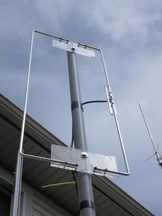 VA3OMP's 2m Moxon antenna.