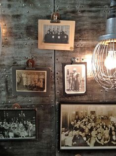 Studded walls...with
