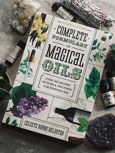 Llewellyn's Complete Formulary of Magical Oils - Rite of Ritual Witchcraft Books, Green Witchcraft, Wiccan, Magick, Witch Powers, Hedge Witch, Baby Witch, Witch Aesthetic, Wife Quotes