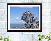 mountain photo picture print art digital paper instant download landscape sky poster home decor photography italy banner lasoffittadiste