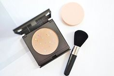 MagicMinerals by Jerome Alexander Kit) - Mineral Powder Compact with Mirror, and Professional Stubby Brush - Foundation, Concealer and Corrector All-In-One! Makeup Tips, Eye Makeup, Makeup Ideas, Jerome Alexander, Airbrush Foundation, Makeup Pallets, Blending Sponge, Different Skin Tones, Mineral Powder