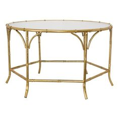 Claudia coffee table - 45Hx75D
