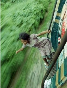 flying by train