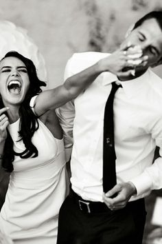 Dope Wedding Photo... this photographer caught the moment!!!!