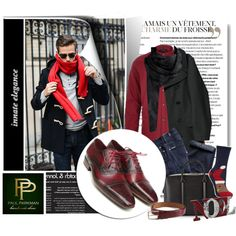Paul Parkman - Christmas gift for men by monmondefou on Polyvore featuring polyvore, fashion, style, John Lewis, Givenchy, Valentino, River Island and Victoria Beckham