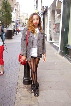 Beautycrush= Fashion Crush Samantha Maria, Sammi Maria, Beauty Crush, Love Her Style, City Girl, Ever After, My Idol, Indie, Crushes