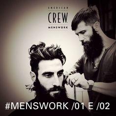 #americancrew #americancrewitaly #fashion #classic #groomingcenter #grooming #MANSWORK #manscut