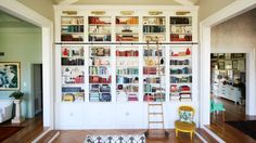 {dream}   The Library Bookshelves!