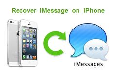 iOS Recovery Software: Is there a way to undelete iMessages from iPhone?
