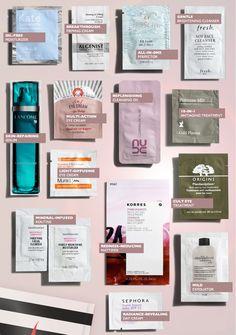 #Samples, #Skincare