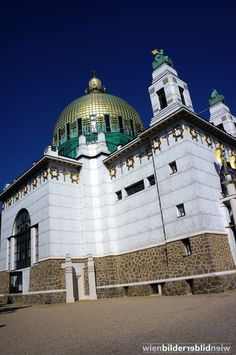 Otto Wagner, Kirche zum heiligen Leopold, Vienna