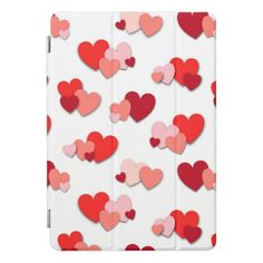 Pink & Red Hearts iPad Pro Smart Cover valentines ideas for teachers, valentines gift ideas for coworkers, valentines gift ideas for teachers #valentinesgiftforhim #valentinesday #valentines, dried orange slices, yule decorations, scandinavian christmas Dried Orange Slices, Dried Oranges, Valentines Gifts For Him, Older Models, Yule Decorations, Red Hearts, Scandinavian Christmas, Apple Ipad, Ipad Pro