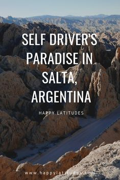 This route south of Salta, Argentina a self-driver's dream. The views are ever-changing, the roads are tranquil, and the opportunities to pull over to enjoy the landscape are endless. Travel Guides, Travel Tips, Ill Fly Away, Argentina Travel, Travel Plan, South America Travel, Countries Of The World, Weekend Getaways, Roads