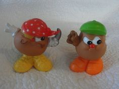 Potato Head Kids (1992)   The 26 Most Awesome Happy Meal Toys Of The'90s