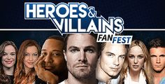 San Jose's Heroes and Villains Fanfest