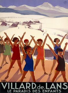 Vintage France Travel Posters Gallery 5