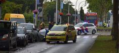 Op de rotonde Oostlaan-Meidoornlaan is een fietser ten val gekomen de Oostlaan richting Delft is enige tijd afgesloten geweest, het slachtoffer is door de hulpdiensten op het wegdek aan de verwondingen geholpen.  Later meer... Delft