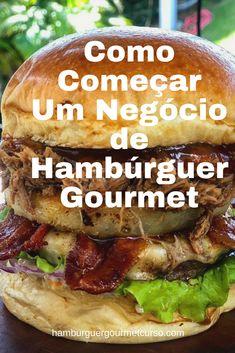 Comece seu negócio de Hambúrguer Gourmet para vender. Hambúrguer Gourmet pode te render cerca de R$6.000 por mês! desde as embalagens, a validade, a forma de vender... As melhores receitas de hamburguer gourmet para você começar a treinar em casa para vender! #ricksburger #hamburguer #hamburg #receita #curso #negocio #gourmet #carne #facaevenda #façavocêmesmo #gastronomia #lanches #culinária #suacozinha #ganhardinheiro #chef #hamburgueria #hamburgueiro #cozinha #dicadodia #dica Y Food, Food And Drink, Good Healthy Recipes, Easy Dinner Recipes, Italian Recipes, Mexican Food Recipes, Casserole En Fonte, Loose Meat Sandwiches, Healthy Eating Habits
