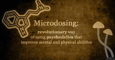 """Many physical and mental benefits come from microdosing, but what are they and what is """"microdosing?"""" Here's the good, the bad, and the science behind it!"""