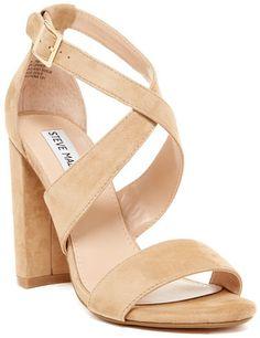 Steve Madden Caliopi Chunky Heel Sandal - $74.97