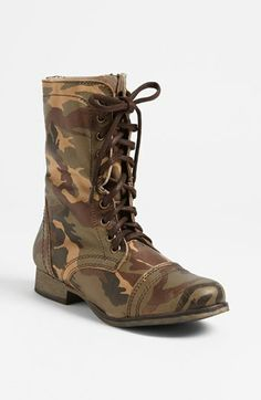 Steve Madden 'Troopa - Limited Edition' Boot available at #Nordstrom