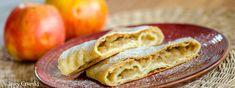 Štrúdl, který můžete péct i několik dní po sobě - Spicy Crumbs Apple Strudel, Apple Pie, No Bake Pies, Apple Recipes, Chutney, Sushi, Spicy, Cheesecake, Food And Drink
