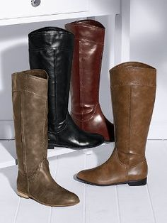Victoria's Secret Riding Boot