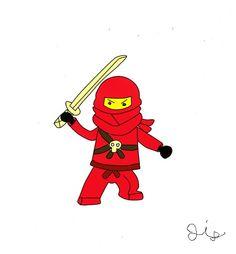 Ninjago from Lego