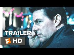 Jack Reacher: Never Go Back Official Trailer #1 (2016) - Tom Cruise, Cobie Smulders Movie HD - YouTube