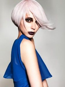 1970s inspired flicks at haringtons hairdressers