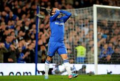 Eden Hazard. Chelsea 2-2 Tottenham Hotspur. May 8, 2013.