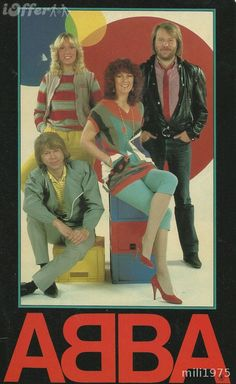 Abba rocked in 1970!