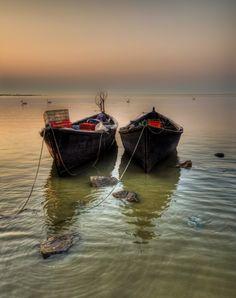 Fishing boats #SunOrSinCity