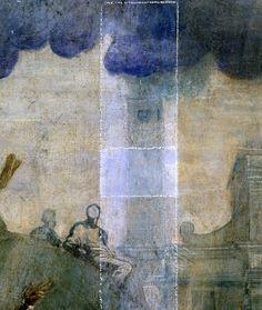 """Jacopo Robusti, detto Tintoretto, """"Sant'Agostino risana gli sciancati"""" 1549 ca. / Restauro di Renza Clochiatti Garla finanziato dal Museo Nacional del Prado di Madrid / DURANTE - DURING / Images © Musei Civici Vicenza"""