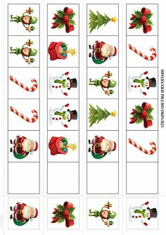 Christmas Puzzle, Christmas Math, Christmas Crafts For Kids, Xmas Crafts, Christmas Printables, Christmas Themes, Preschool Christmas Activities, Preschool Math Games, Activities For Kids