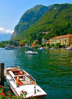 Lake Como, Itália