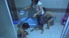 Çocukların Banyo Keyfi | Children's Bathroom Enjoy