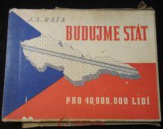 Baťa, Jan Antonín: Budujme stát, 1937 Baseball Cards, Lab Coats