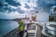 WHITE Exclusive Suites & Villas - as if summer never ends Basalt Rock, Hotel S, Lisbon, Villas, Terrace, Europe, Ocean, Island, Mansions