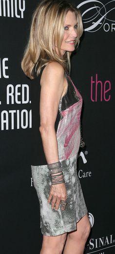 Michelle Pfeiffer Hair