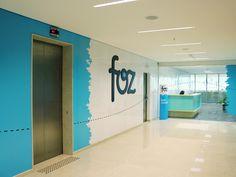 Ambientação Corporativa Foz on Behance