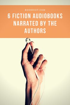 6 fiction audiobooks