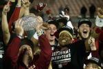 Seminole Jubilation | BCS National Championship Game 2014: Most Memorable Photos from Auburn vs. FSU | Bleacher Report