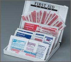 #firstaidresponder, #FirstAidKits*FAO-112 All Purpose First Aid Kit*This kit prepares you for those small everyday emergencies.Fits easily into a purse, pocket, school bag, or glove compartment*Shop Now!