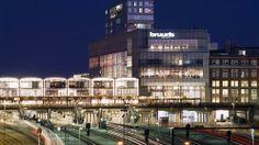 Bruun's Galleri i Aarhus er et shoppingcenter