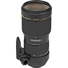 Tamron Canon SP 70-200mm F/2.8 Di LD (IF) Macro w/ hood and case AF001C700