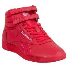 8713d06c7309c Reebok Freestyle High Spirit Women s High-Top Sneaker