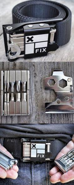 Fix Manufacturing Board Sword Pro, Wheelie Wrench, Powder Pliers EDC Everyday Gear Tool #amazonaffiliatelink