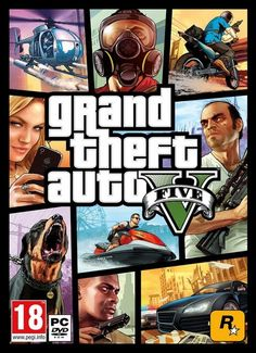GTA5 - Grand Theft Auto V When a young street hustler, a retired bank robber and a terrifying psychopath find themselves entangled with some of the most..