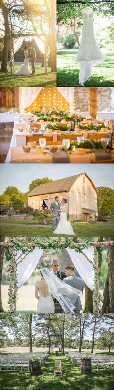 Real wedding at HayLoft in the Grove in East Aurora NY.  The Wysocki wedding from June 2017. This couple was so sweet! And we just adore their pictures! Knight Studios did an amazing job. *swoon* #buffalobrides #buffaloweddings #buffalove #barnwedding #rusticwedding #buffalo #buffalony #nyweddings #destinationweddings #outdoorwedding #weddingtrends